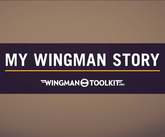 My Wingman Story