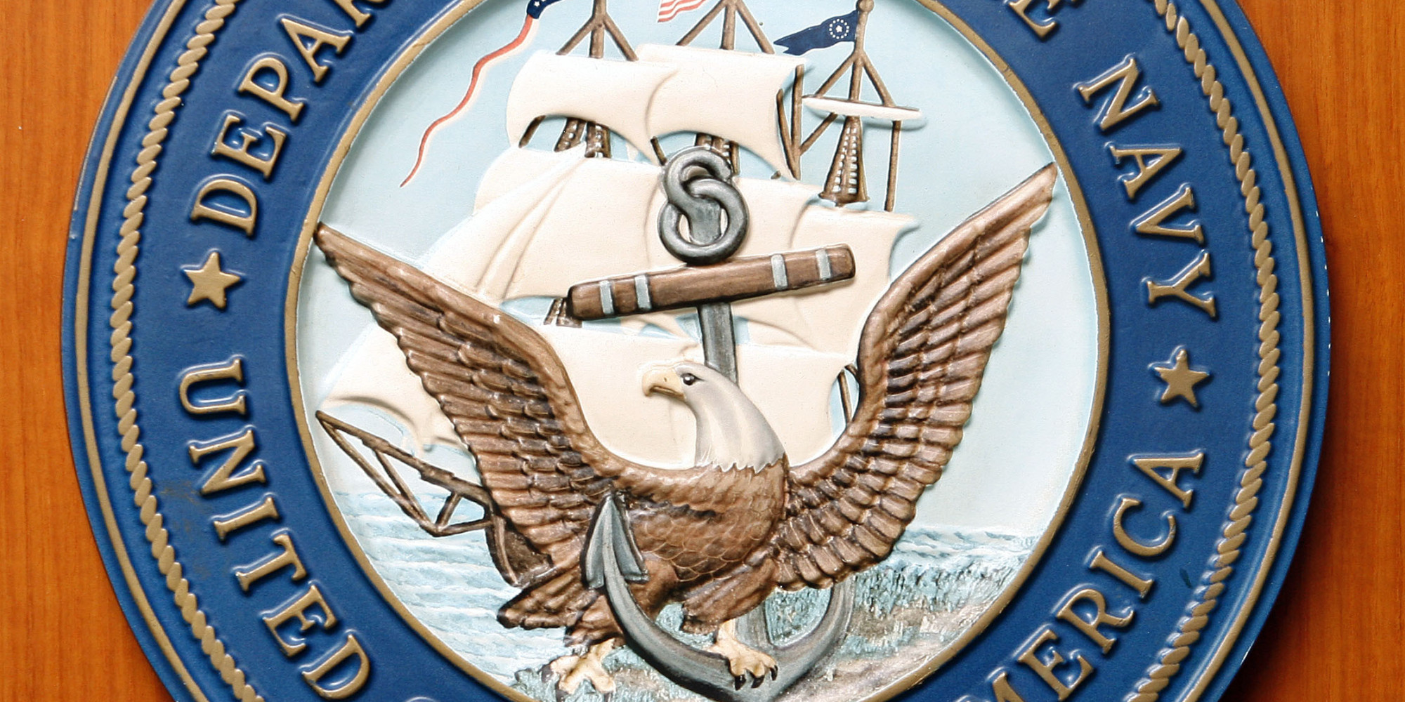 naval department seal