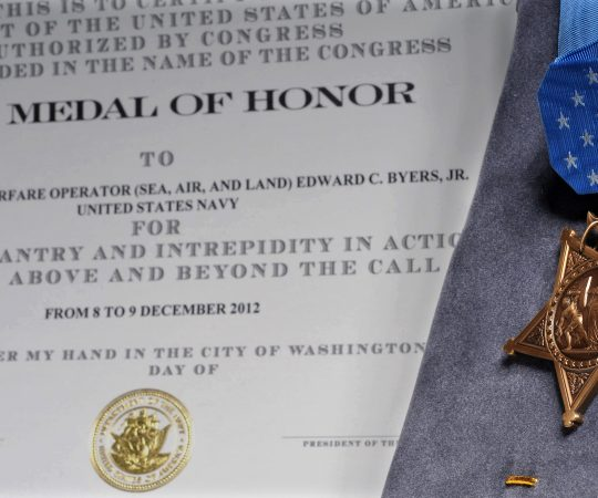 Five Things You Didn't Know About the Medal Of Honor